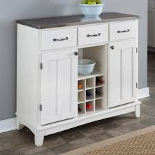 Cottage Kitchen Hutch Farmhouse U0026 Cottage Style Buffets And Sideboards Hayneedle