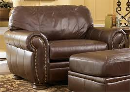 leather chair and a half with ottoman chair and a half leather 4 leather chair half jpg oknws com