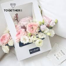 Free Shipping Flowers Together Flower Basket Series Flower Free Shipping Flower Decorate