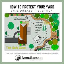 Lyme Disease Map Lyme Sci Dog Maps Provide Important Clue To Human Disease Risk