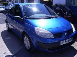 Renault Scenic 2005 Interior Renault Scenic 2005 In Uckfield Expired Friday Ad