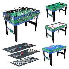 20 in 1 game table triumph sports 48 in mls 10 in 1 combo table hayneedle