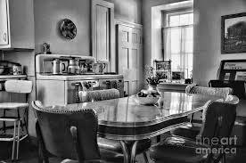 1950 kitchen furniture americana 1950 kitchen 1950s retro kitchen black and white