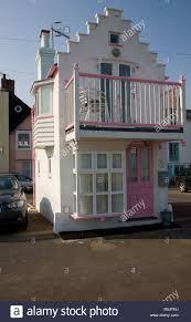 a tiny beach front house called fantasia aldeburgh suffolk