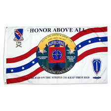 Honor Flag Digital Print 5 X 8 Ft Custom Flag