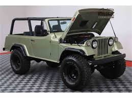 jeep wrangler commando 1967 jeep commando for sale classiccars com cc 1015206