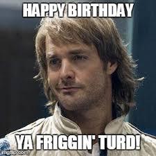Happy Birthday Meme Creator - macgruber birthday meme generator imgflip