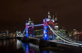 led outdoor lighting led tetra range tower bridge project ge