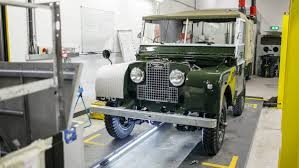 land rover vintage outback classics become 130 000 collectables the land