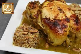 cuisine marocaine poulet farci recette poulet farci au riz boeuf recettes maroc