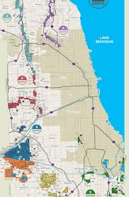 Chicago On The Map by What Part Of Chicago Has The Most Biodiversity Wbez