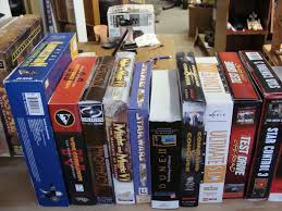 computer games and accessories