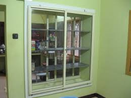glass kitchen cabinets sliding doors home improvement providing sliding doors for kitchen