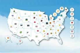 africa map emoji emoji map of the united states star2