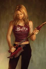 buffy the vire slayer book tv tropes