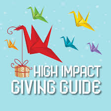 high impact giving guide center for high impact philanthropy