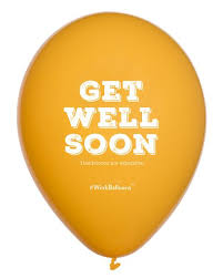 get well soon balloons get well soon headstones are expensive balloon bouquet