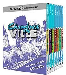 dorval chambre en ville chambres en ville la série complète 25e anniversaire 40 dvd