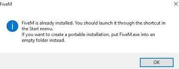probleme icone bureau problème de démarage technical support fivem