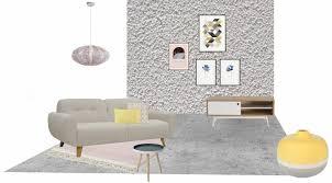 canapé design scandinave pas cher déco scandinave pas cher 3 salons à moins de 1000 clematc