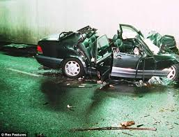 diana u0027s paris crash car u0027was already a death trap u0027 daily mail online