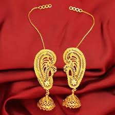 kaan earrings kaan gold plated shreehari