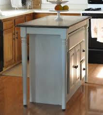 glittering kitchen storage island tables with partial overlay