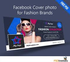 cover photo template facebook facebook cover photo for fashion brands free psd download