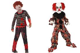Halloween Costumes Kids Scary Clown Kate Middleton U0027s Mum Carole Cashes Sick Yobs U0027 Killer Clown