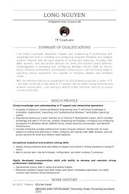 Sample Resume Of It Professional by Kitchen Hand Resume Samples Visualcv Resume Samples Database