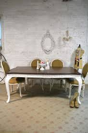painted cottage dining table