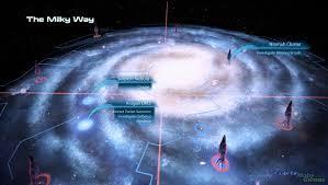 Elite Dangerous Galaxy Map Mass Effect 3 Galaxy Map Interface Game Ui Inspiration