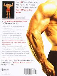 the new high intensity training the best muscle building system