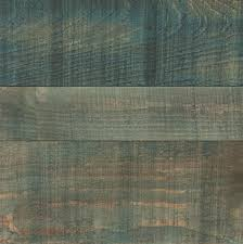 as is wood wall blue ish