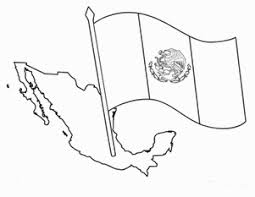 19 mexican flag coloring page international independence
