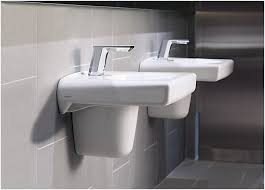 kohler commercial bathroom sinks commercial bathroom sink faucet modern looks ada compliant