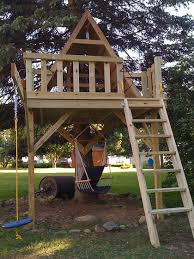 simple diy treehouse for kids play 25 simple diy treehouse and