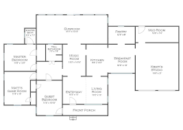Studio Plan by Exciting House News U2014 A Change In Floor Plans
