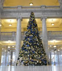 tis the season to be jolly utah state capitol