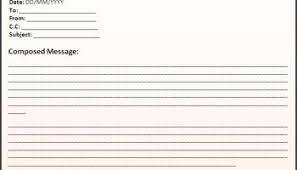 free memo templates word excel formats
