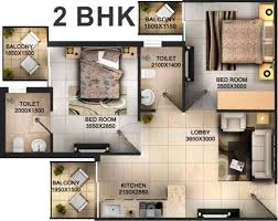 1000 sq ft 2 bhk 2t apartment for sale in tulsiani builders easy