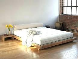 Flat Platform Bed Flat Platform Bed Frame Slisports