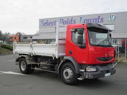 renault midlum 220 dci dump trucks for sale tipper truck dumper