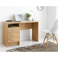 Desk Compartments Hansberg 3 Drawer Desk Home Office B U0026m