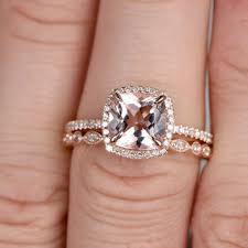 stackable wedding rings 3pcs wedding ring set engagement from ringinjewelry on