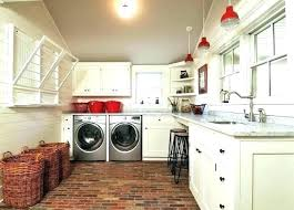 bathroom with laundry room ideas designing a laundry room layout conceptcreative info