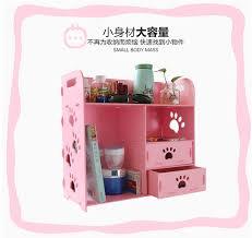 desktop storage box finishing cosmetic storage box bathroom