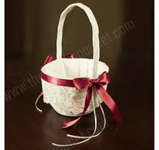 wedding baskets flower girl baskets wedding flower girl baskets