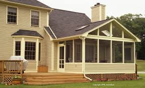 screened in porches with gable roof hip roof screened porch is