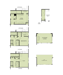 woodside homes floor plans woodside homes bromley at solaire plan 3 1211000 roseville ca